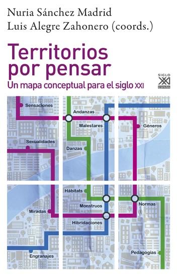 Territorios por pensar - Un mapa conceptual para el siglo XXI - cover