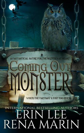 Coming Out Monster - cover