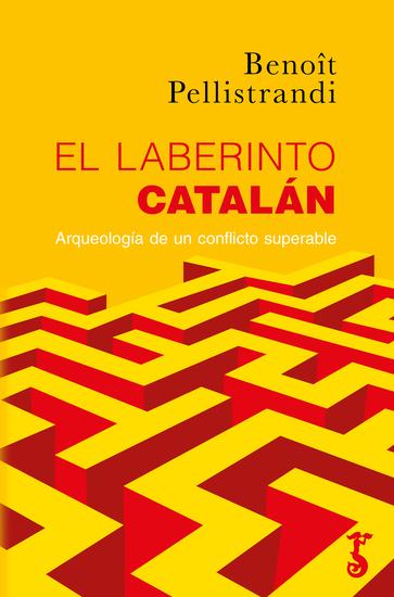 El laberinto catalán - cover