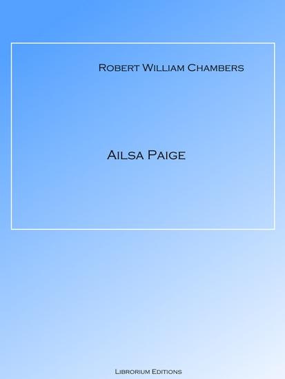 Ailsa Paige - cover