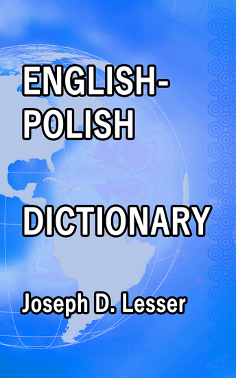 English Polish Dictionary - cover