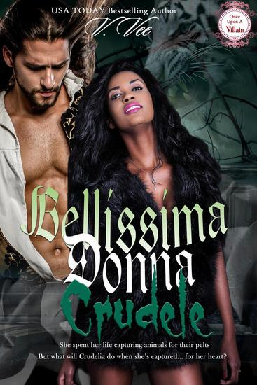 Bellissima Donna Crudele - Once Upon a Villian #10 - cover
