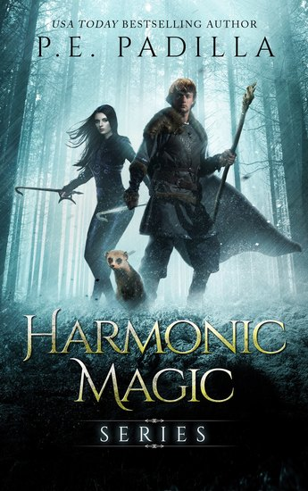Harmonic Magic Series Boxed Set - cover