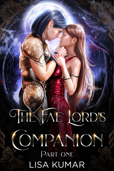 The Fae Lord's Companion - Part One - cover
