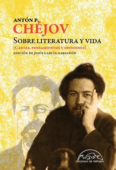 Sobre literatura y vida - Cartas pensamientos y opiniones - cover