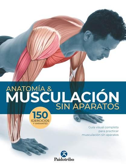 Anatomía & musculación sin aparatos (Color) - cover