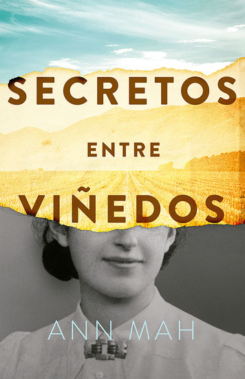 Secretos entre viñedos - cover