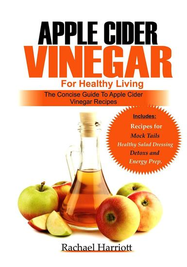 Apple Cider Vinegar for Healthy Living - cover