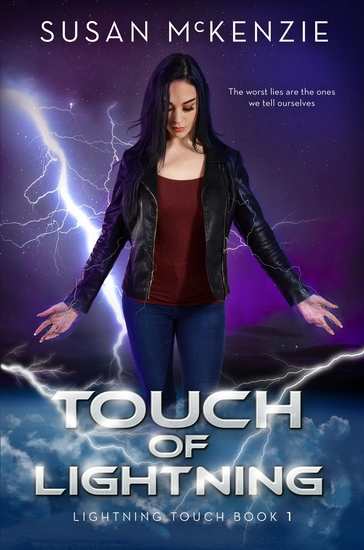 Touch of Lightning - Lightning Touch Book 1 - cover