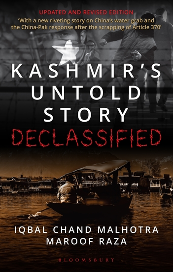 Kashmir's Untold Story - (Revised and Updated) - cover