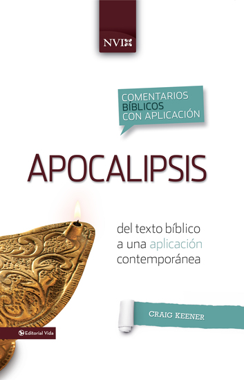Comentario bíblico con aplicacion NVI Apocalipsis - Del texto bíblico a una aplicación contemporánea - cover