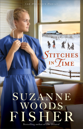 Stitches in Time (The Deacon's Family Book #2) - cover
