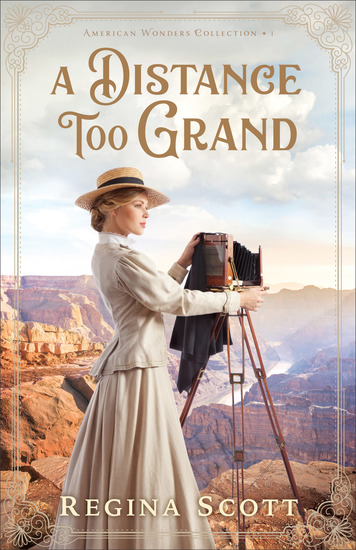 A Distance Too Grand (American Wonders Collection Book #1) - cover