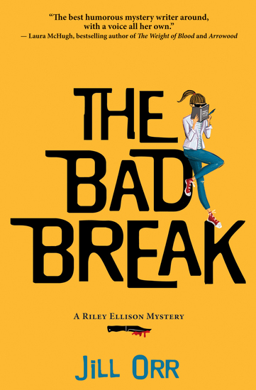 The Bad Break - cover