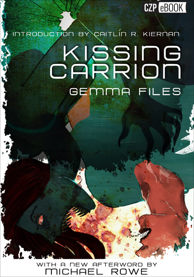 Kissing Carrion - cover