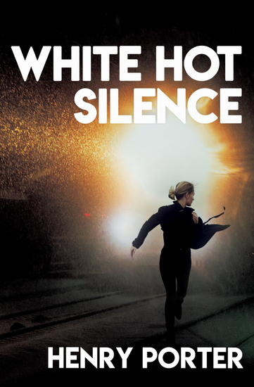 White Hot Silence - A Novel - cover