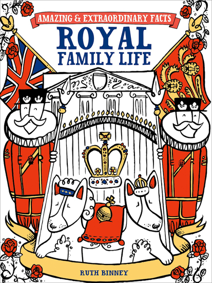 Royal Family Life - cover