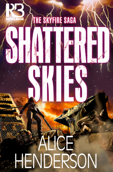 Shattered Skies - cover