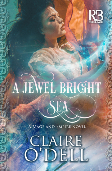 A Jewel Bright Sea - cover