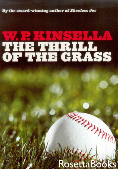 The Thrill of the Grass - cover