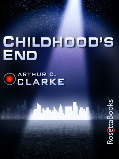 Childhood's End - cover