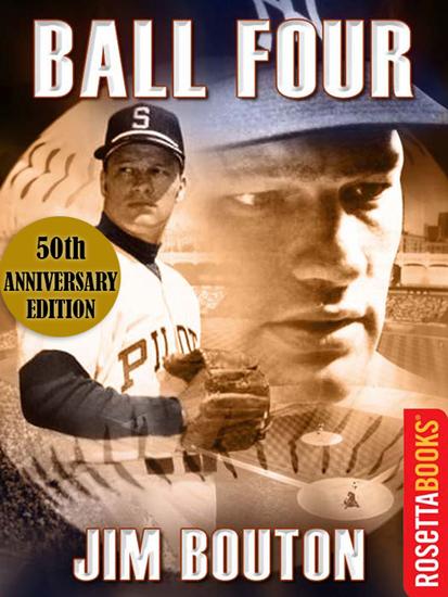 Ball Four - cover
