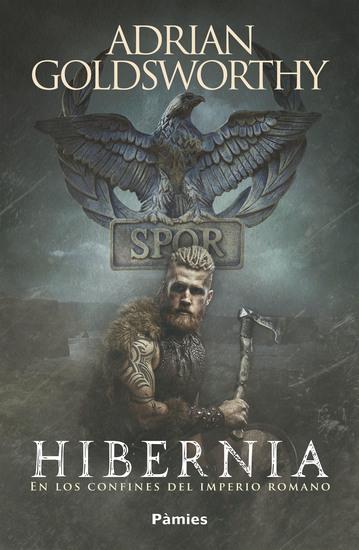 Hibernia - En los confines del Imperio Romano - cover