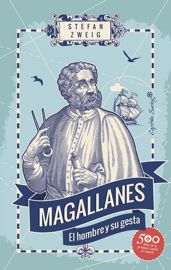 Magallanes - El hombre y su gesta - cover