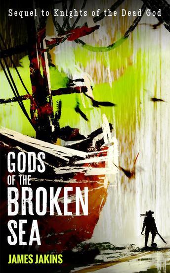 Gods of the Broken Sea - Broken Redemption #2 - cover
