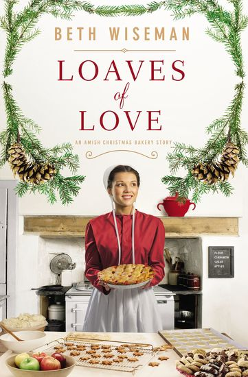 Loaves of Love - An Amish Christmas Bakery Story - cover