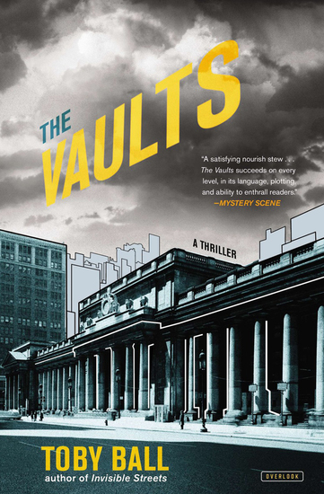 The Vaults - A Thriller - cover