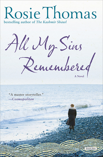All My Sins Remembered - A Novel - cover
