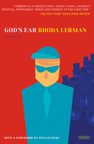 God's Ear - A Novel - cover