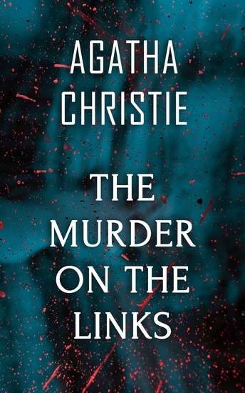The Murder on the Links - cover