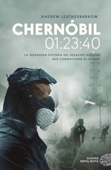 Chernóbil 01:23:40 - cover