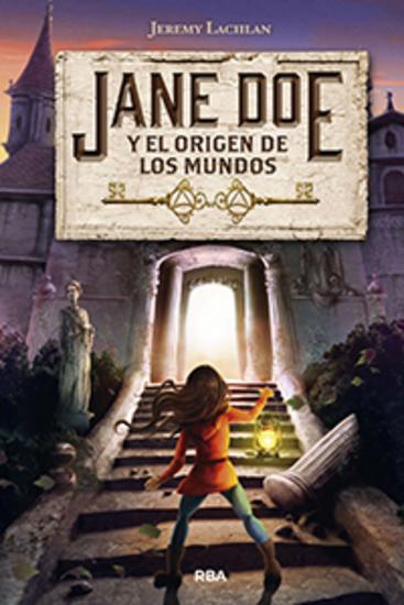Jane Doe y el origen de los mundos - cover