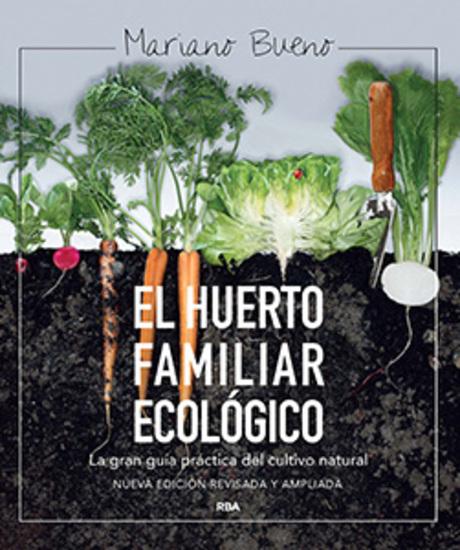 El huerto familiar ecológico - cover