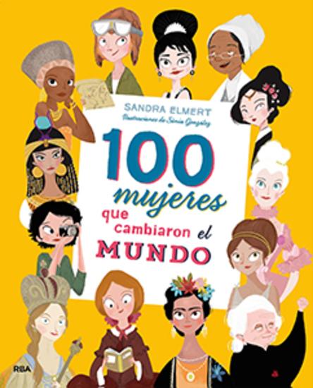 100 mujeres que cambiaron el mundo - cover