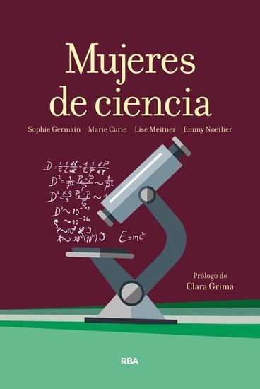 Mujeres de ciencia - cover