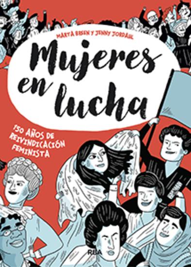 Mujeres en lucha - cover