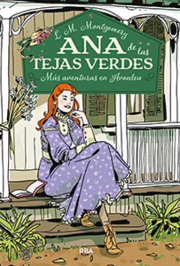 Más aventuras en Avonlea - Ana de las Tejas Verdes 4 - cover