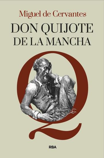 Don Quijote de la Mancha - cover