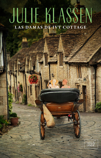 Las damas de Ivy Cottage - Historias de Ivy Hill 2 - cover