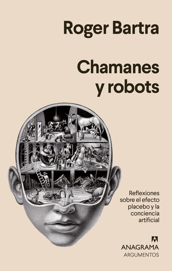 Chamanes y robots - cover