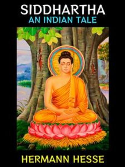 Siddhartha - An Indian Tale - cover