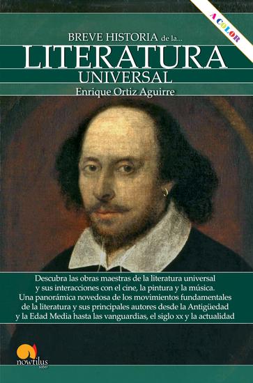 Breve historia de la literatura universal - cover