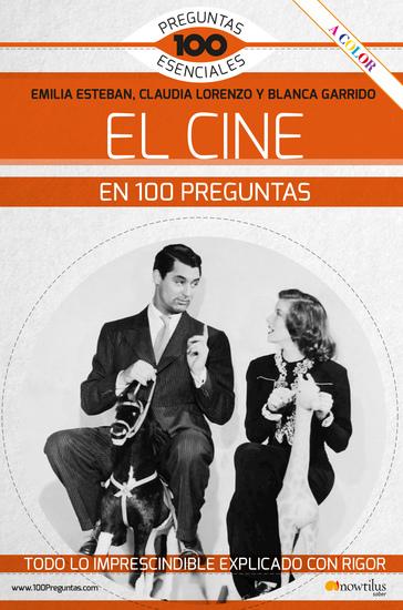 El cine en 100 preguntas - cover
