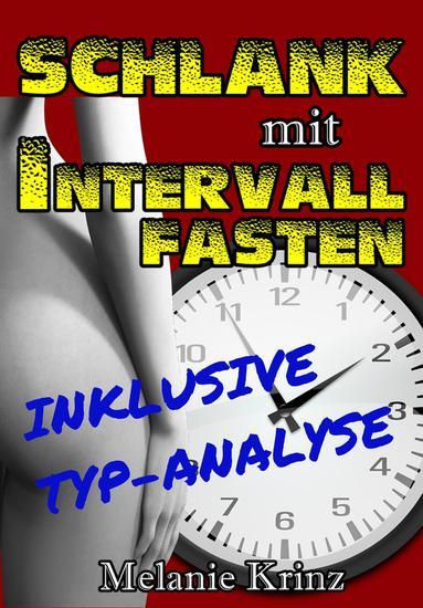 Schlank mit Intervallfasten - cover