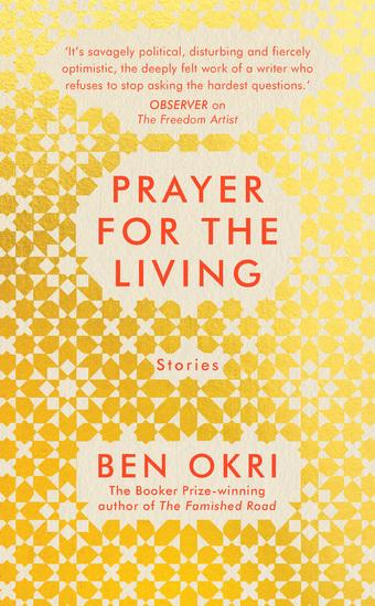 Prayer for the Living - cover
