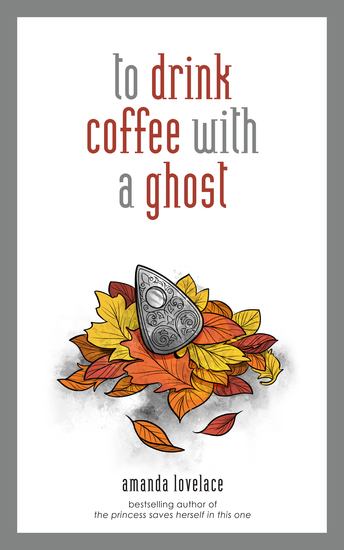 to drink coffee with a ghost - cover
